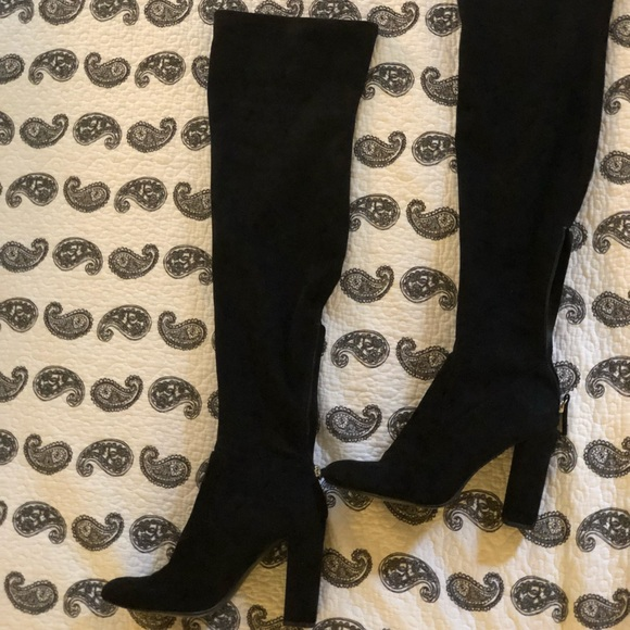 5ce4a5deab5 Steve Madden Over the Knee boots from Macy's